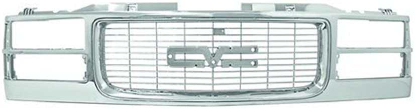 IPCW CWG-GR0307M0C GMC Truck Chrome Composite Grille