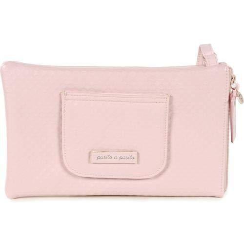 Pasito a pasito 73693 - Funda para toallitas, diseño rosa new cotton