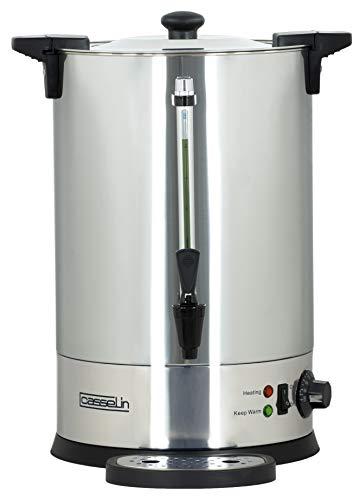 Casselin CDEC15 – Dispensador de agua caliente, 15 litros