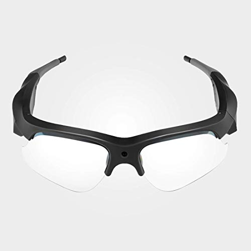Camera Glasses- 1080P HD Video Camera-32G Memory Card-Smart Glasses with Video and Photo Capability – for Meetings or Vlogging-Stylish and Practical