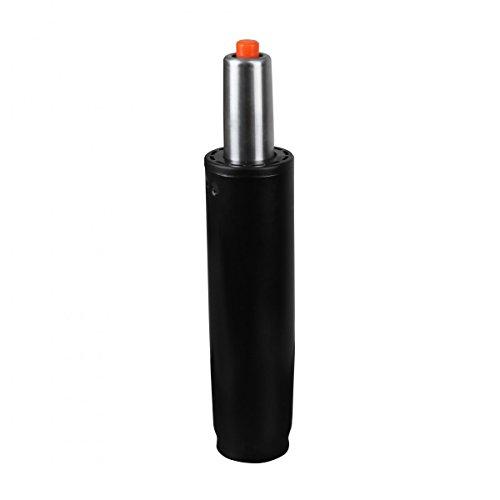 KADIMA DESIGN Gasdruckfeder schwarz Metall bis 180 kg 250-315 mm Gasfeder Höhenverstellung 7 cm Gas-Lift Gasdruckdämpfer für Stühle H: 250-315mm
