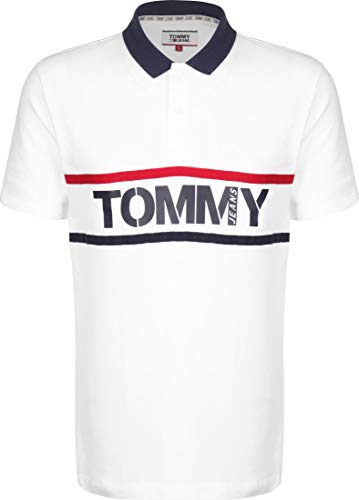 Tommy Jeans Bold Graphic polo