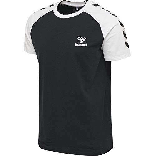 Hummel Herren T-Shirt Mark 206410 Black L