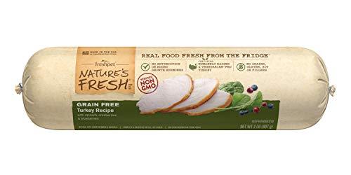 Freshpet, Dog Food Natures Fresh Turkey Recipe, 32 Ounce