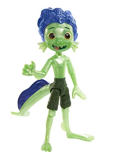 Disney Pixar Luca, Figura Luca Criatura Marina, Figura de acción para niños de...