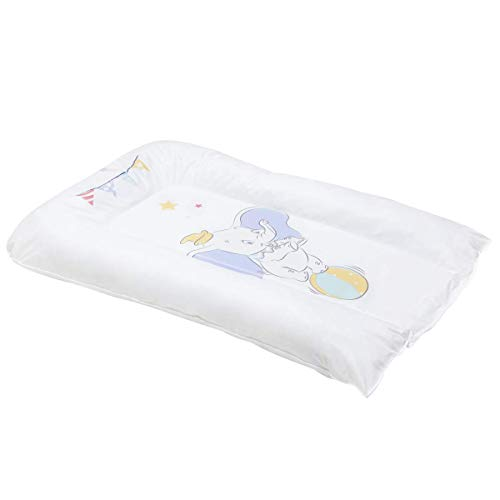 BabyCalin DIS510904 Mat Wechseln, 50cm x 70cm, Disney Dumbo, mehrfarbig, 1 Stück