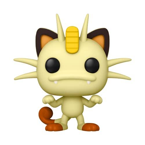 Funko Pop! Games: Pokemon S6 - Meowth Vinyl Figure