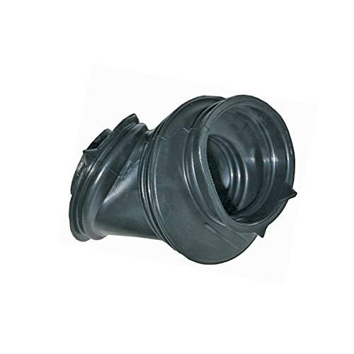 Einlaufschlauch Faltenbalg Einspülkastenschlauch Gummi 2 Öffnungen Waschmaschine Waschtrockner ORIGINAL Electrolux AEG 110851300/1 führt vom Waschmittelkasten zum Bottich passend Zanussi Zanker uvm