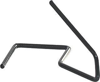 Pro Shot Free Stand Pistol Display (2 Pack), Black