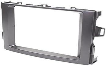 CARAV 11-110 2-DIN Marco de plástico para Radio para Toyota Auris 2006-2012