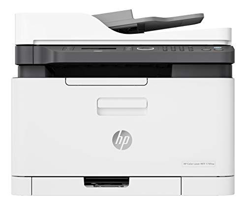 HP Color Laser 179fnw Multifunktions-Farblaserdrucker (Drucker, Scanner, Kopierer, Fax, WLAN, Airprint)