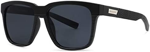 MAXJULI Polarized Sunglasses for Big Heads Men Women not fit xl size 8023 product image