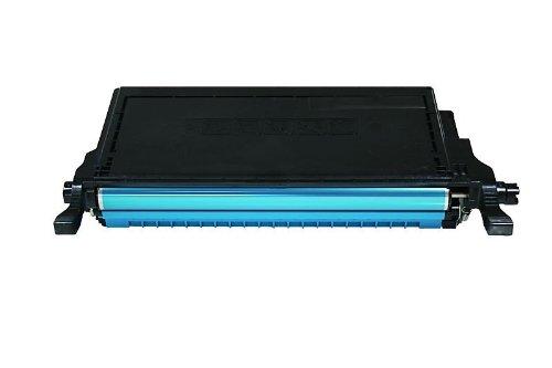Eurotone Toner Cyan XXL für Samsung CLP-620 ND NDK + CLP-670 N ND NDK NK + CLX 6220 6250 FX - Premium Altenative XL