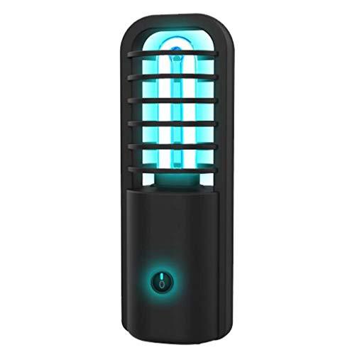 joyMerit Lámpara de Esterilización de Ozono UV Recargable por USB para El Coche del Hogar de La Oficina en Casa