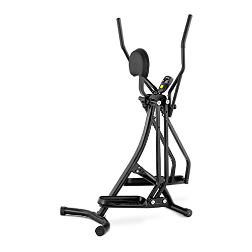 Gymrex Cross Trainer Air Walker Attrezzo Cross Trainer Cardio Ellittica GR-MG33 (120 kg)