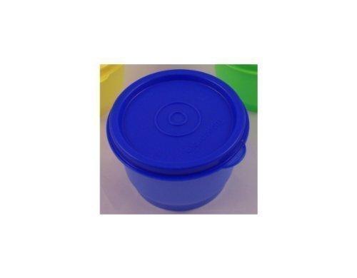 Tupperware Zwiebelchen Kunterbunt 120ml Minidose blau