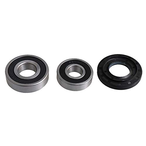 BQLZR 4036ER2004A Los cojinetes de la tina de la lavadora y el anillo de sello negro reemplazan 1267489 AH3522855 EA3522855 PS3522855