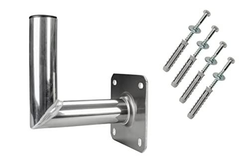 GALLUNOPTIMAL Aluminium Wandhalter 20 Bild
