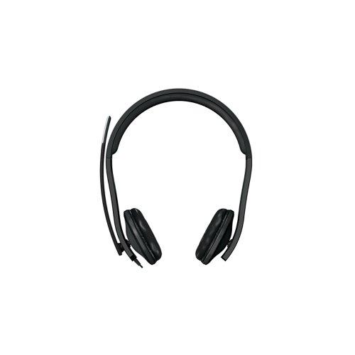 Microsoft LifeChat LX-6000 Headset schwarz (Skype zertifiziert)