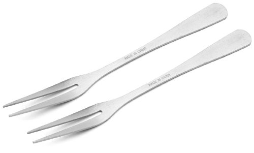 Our #6 Pick is the Farberware Seafood Forks for Your Meals
