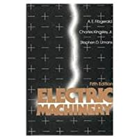 Electric Machinery (McGraw-Hill Series in Electrical Engineering)