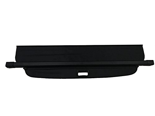 Cargo Cover for 11-18 Jeep Grand Cherokee Trunk Shielding Shade 2019 2020 Grand Cherokee Black by Kaungka(Updated Version:There is no Gap Between The Back Seats and The Cover)