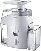 Black & Decker Juice Extractor - JE65, White