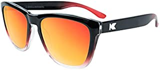 Knockaround Premiums Wayfarer Unisex Sunglasses Orange PMRS2081 51 18 143 mm