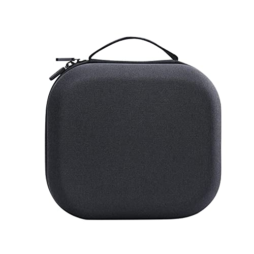 GeKLok Bolsa portátil rígida para gafas FPV, bolsa de almacenamiento con cremallera, para X9D PLUS, TX16S, MZ24 mando a distancia, 235 x 132 x 222 mm