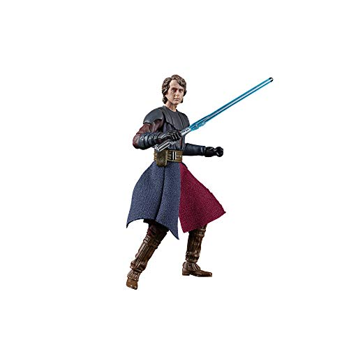 Hasbro Star Wars The Vintage Collection Anakin Skywalker Toy, 3.75-Inch Scale The Clone Wars Action Figure, Toys for Kids Ages 4 and Up