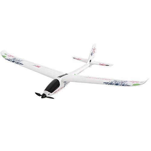 2.4GHz 4CH Avión RC profesional Avión de control remoto eléctrico recargable Modelo...