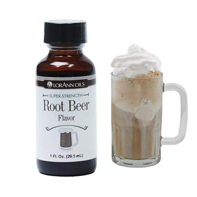 LorAnn Root Beer Super StrengthFlavor, 1 ounce bottle