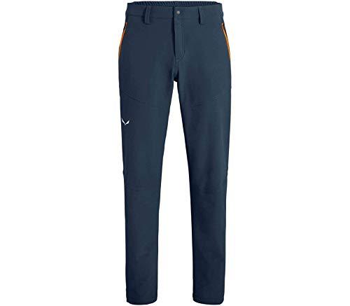 SALEWA Puez Dolomitic, Pantaloni Uomo, Ombre Blue/4570, 52/XL