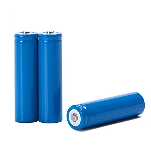 Megei 18650 3.7 v 2000 Mah Rechargeable Battery Icr18650 with Pointed, for Flashlight Batteries 18650 Li Ion 1PCS