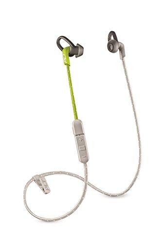 Plantronics BackBeat Fit 305 - Auriculares Deportivos inalámbricos con Bluetooth, Color Verde