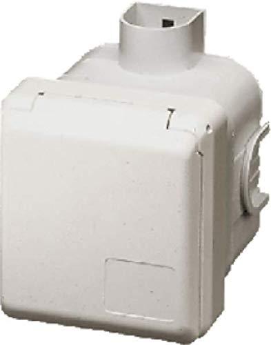 Mennekes UP-Dose Cepex 4243 16A,3p,6h,230V,IP44 Cepex CEE/SCHUKO-Architekturprogramm (IP44) 4015394022916