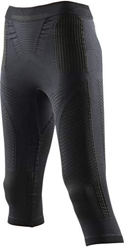 X-Bionic I020242 sous-Pantalons de Sport Femme, Noir/Noir, FR : S (Taille Fabricant : S/M)