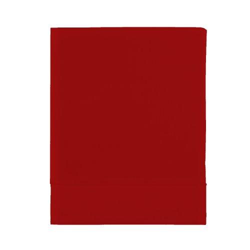 Essix Home Collection - Lenzuolo, in Percalle di Cotone, 100% Cotone Percalle, Siena, 180 x 290 cm