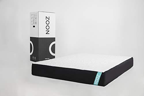 Nooz King Colchón, Espumas Responsivas, Certificadas por CertiPUR-US, Altura: 23cm, Exclusivo En Línea,…
