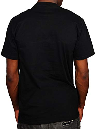 Official Guns N Roses Faded Skull T-Shirt, Black, L