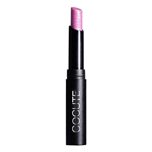 Auifor Mattmetallischer Lippenstift für langanhaltende Feuchtigkeitscreme Nicht leicht zu verfärbender Lippenstift