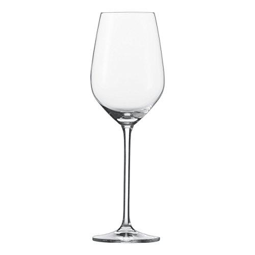 Schott Zwiesel FORTISSIMO Wein-Glas, Kristallglas, transparent, 82 mm, 6
