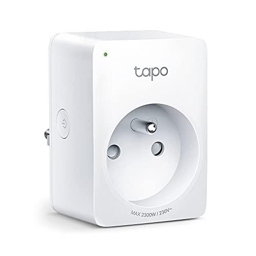 Inteligente zócalo de TP-Link próximo tapo P100 (uno-pack) de control de 230 a través de una IP en la nube, conexión wi-fi inteligente de sockets, el material de cableado