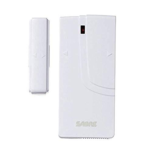 SABRE Wireless Home Security Door Window Burglar Alarm with Magnetic...