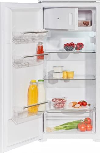 WOLKENSTEIN WKS190.4 EB Einbau Kühlschrank mit Gefrierfach Schlepptür 123cm