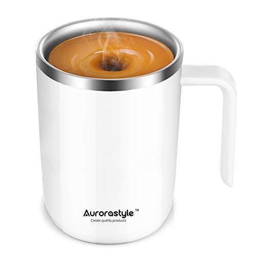 Aurorastyle - Taza de café (autoagitadora), diseño de regalo