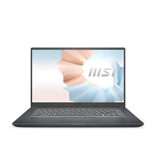 MSI Modern 15 A10RBS-485XES - Ordenador portátil de 15.6