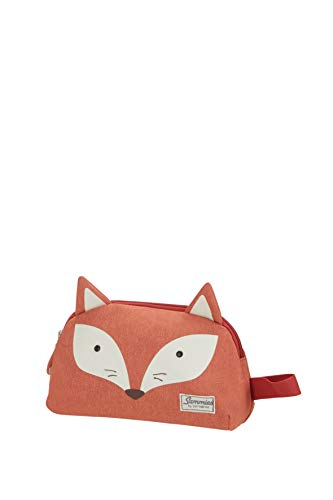 Samsonite Happy Sammies - Kulturtasche, 21.5 cm, 2 L, Orange (Fox William)