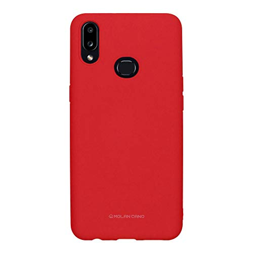 celular a10s rojo fabricante Molan cano