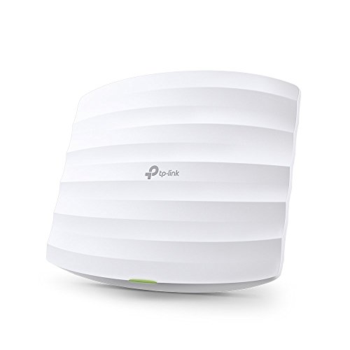TP-LINK AC1900 Wireless Dual Band Gigabit Ceiling Mount Access Point (EAP330) (Renewed)